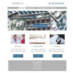 Création site web pharmacie