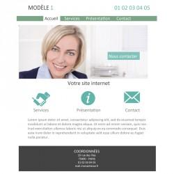 Création site web psychologue