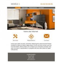 Création site web décorateur