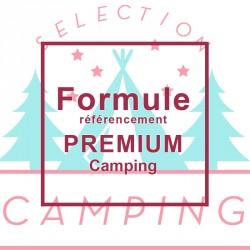 """Référencement Formule """"Premium"""" Camping"""